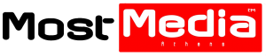 Most Media Athens Logo