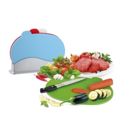 Chopping Board boards with Holder (7)