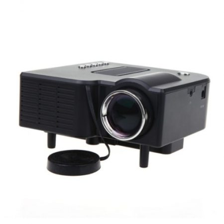 Mini Projector  USB - SD (7)