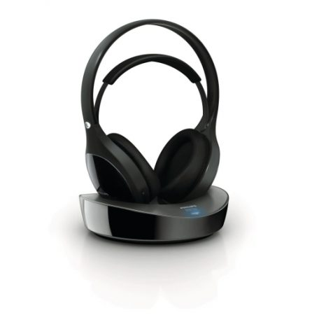 Philips Shd8600-10 Digital-Wireless HiFi-Headphones (1)