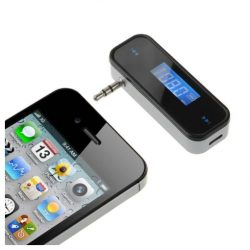 Car MP3 Player FM-Transmitter For iPhone-5-5S (11)