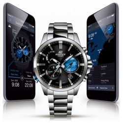 Casio Edifice Bluetooth Smart Stainless Steel Bracelet (4)