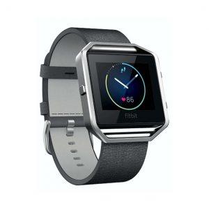 Fitbit Blaze (Black-Silver) Large (4) - OneThing_Gr