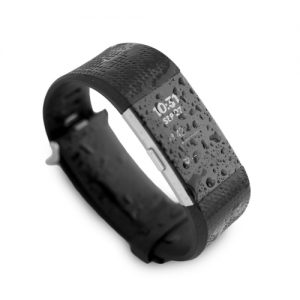 Fitbit Charge 2, Black Gunmetal Special Edition (3) - OneThing_Gr