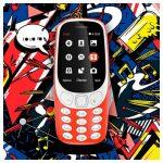 Nokia 3310 (2021) Dual Sim EU - OneThing_Gr