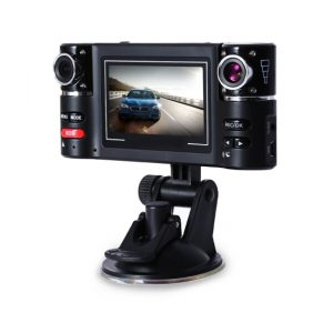 High Quality Car DVR Recorder With Dual Cameras (5) - OneThing_Gr