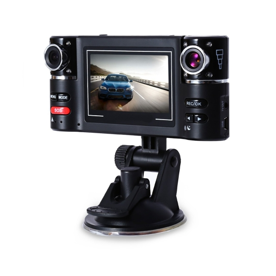 High Quality Car DVR Recorder With Dual Cameras (5) – OneThing_Gr