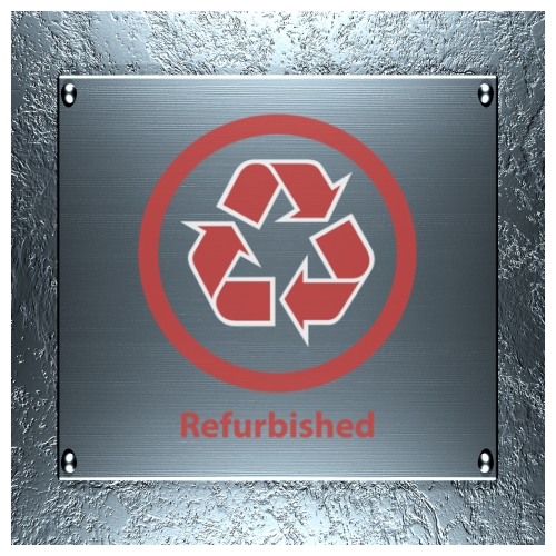 Refurbished - Ανακατασκευασμένα