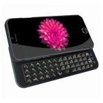 Θήκη για iPhone 6 ή 6s με ασύρματο συρόμενο πληκτρολόγιο (ShowMe 509-1 Black)