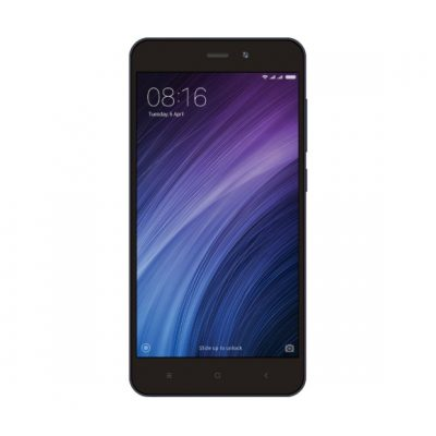 Xiaomi Redmi 4A 4G 32GB Dual-SIM dark gray EU