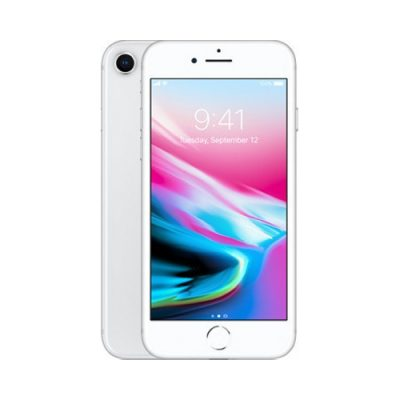 Apple iPhone 8 4G 64GB silver DE