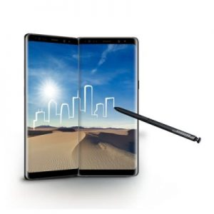 Samsung N950 Galaxy Note 8 4G 64GB Dual-SIM midnight black EU