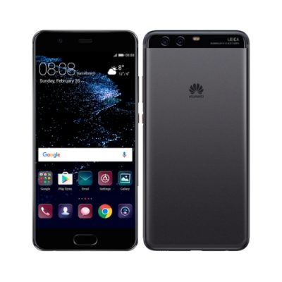 Huawei P10 Plus 4G 128GB Dual-SIM graphite black EU