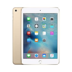 Apple iPad Mini 4 4G 128GB gold EU - OneThing_Gr