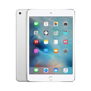 Apple iPad Mini 4 4G 128GB silver EU - OneThing_Gr