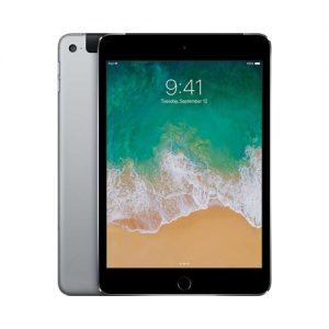 Apple iPad Mini 4 4G 128GB space gray EU - OneThing_Gr