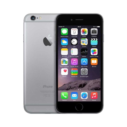 Apple iPhone 6s Plus 4G 32GB Space Gray DE – OneThing_Gr