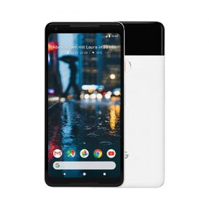 Google Pixel 2 XL 4G 64GB black & white DE - OneThing_Gr