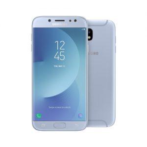 Samsung J730 Galaxy J7 (2017) 4G 16GB Dual-SIM silver blue DE - OneThing_Gr