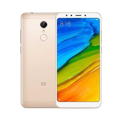 Xiaomi Redmi 5 Plus 4G 32GB Dual-SIM gold EU – OneThing_Gr