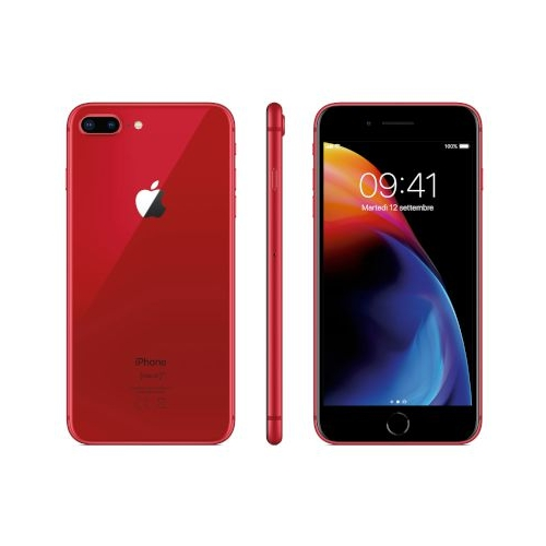Apple iPhone 8 Plus 4G 64GB (PRODUCT)RED DE (3) – OneThing_Gr