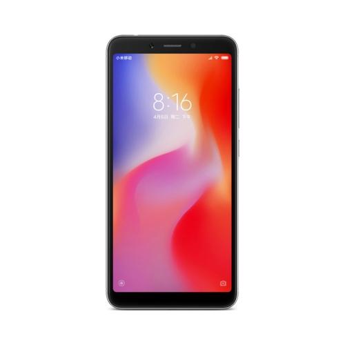Xiaomi Redmi 6A 4G 16GB (2GB Ram) Dual-Sim Black EU – OneThing_Gr