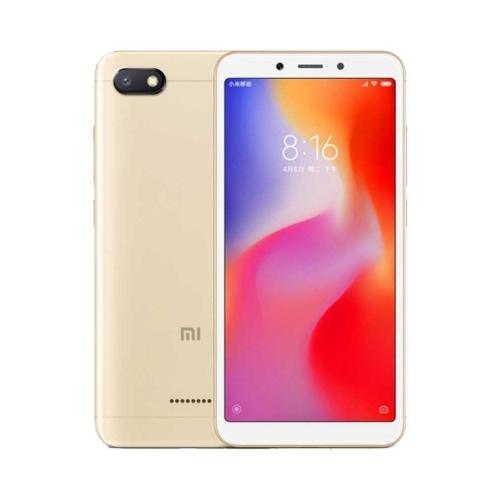 Xiaomi Redmi 6A 4G 16GB Dual-SIM gold EU – OneThing_Gr