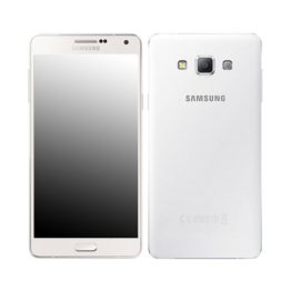 Samsung Galaxy A7 (A750F 2018) 4G 64GB Single-Sim White EU