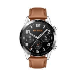 Huawei Watch GT 2 46mm Classic Leather Brown EU